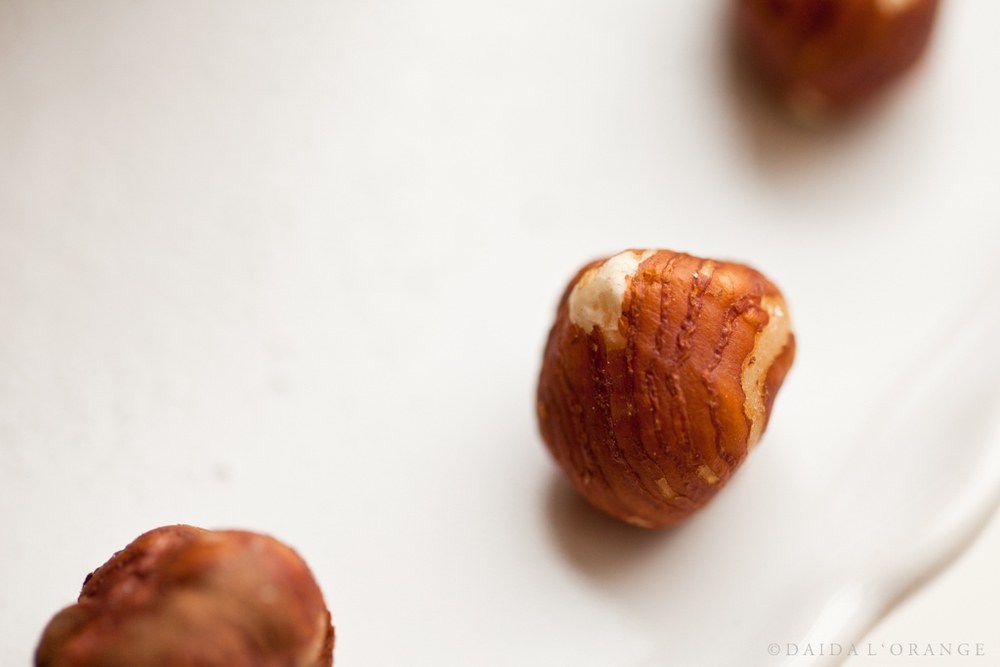 The hazelnut