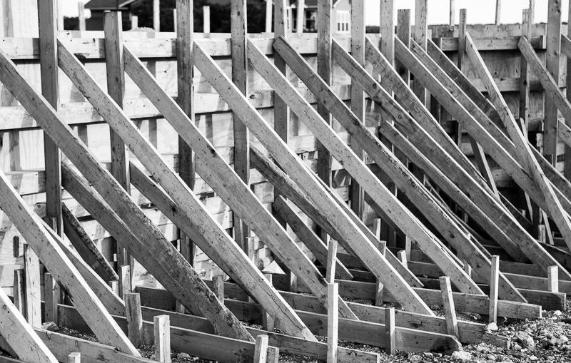 foundation slats