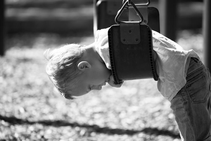 swing contemplation