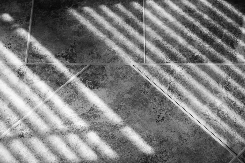 shadows bw