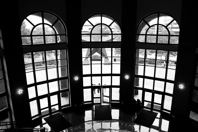 three windows museum bw