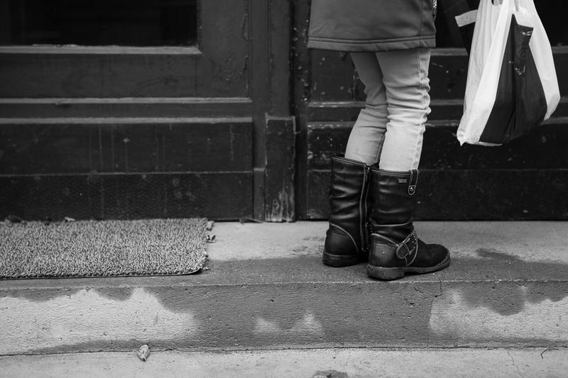 saffron boots