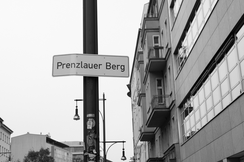 prenzlauer berg sign