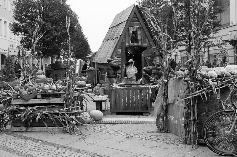 halloween on wilmersdorferstrasse
