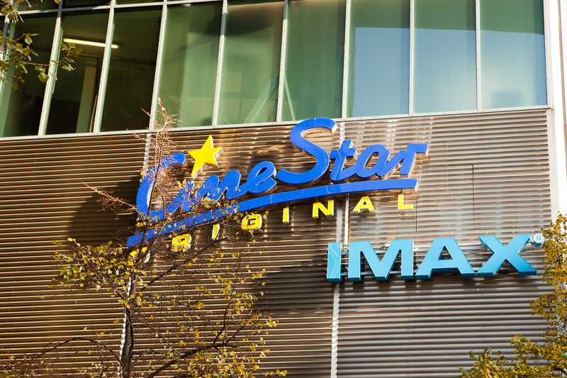cinestar sony center