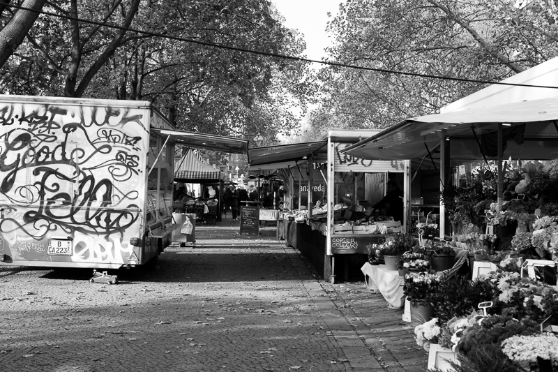 wednesday farmers market graffiti