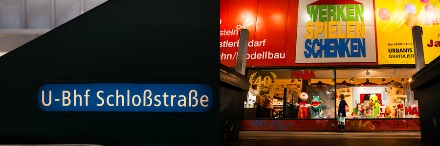 berlin toy store at schlossstrasse