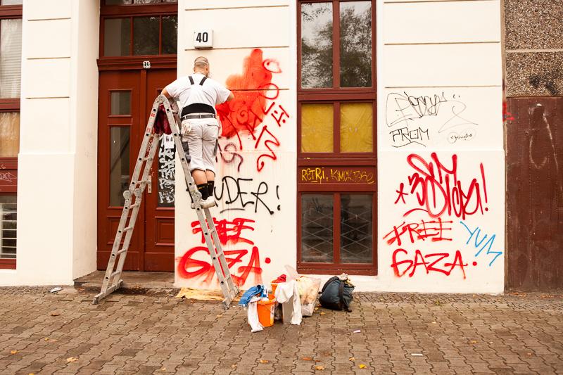 graffiti cleaner
