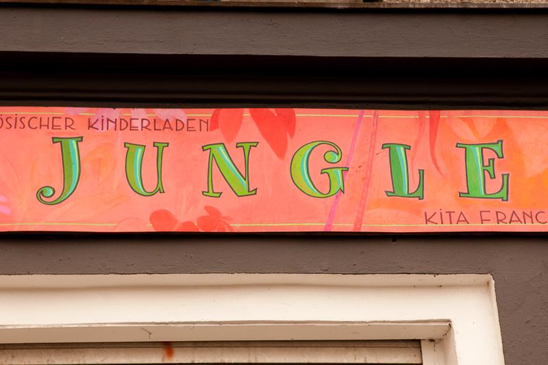 jungle sign kreuzberg
