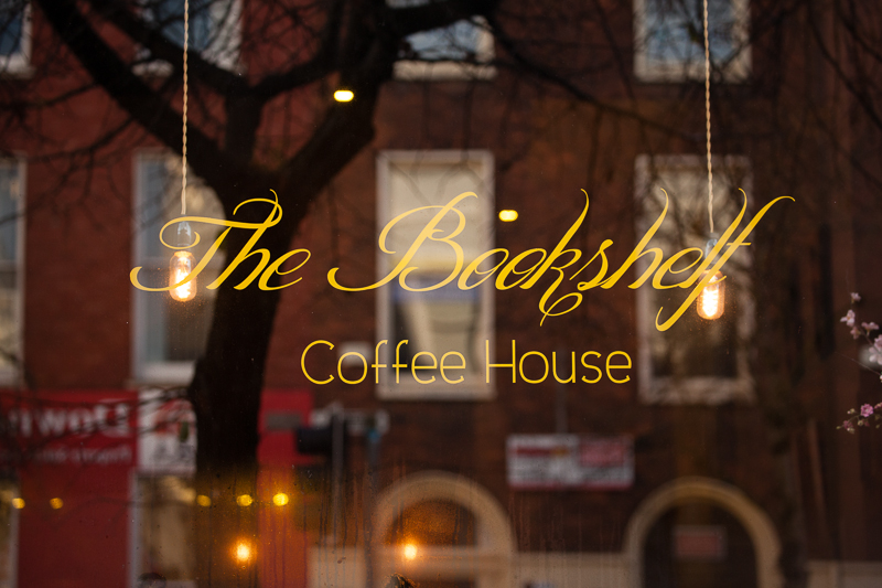 the bookshelf coffee house cork