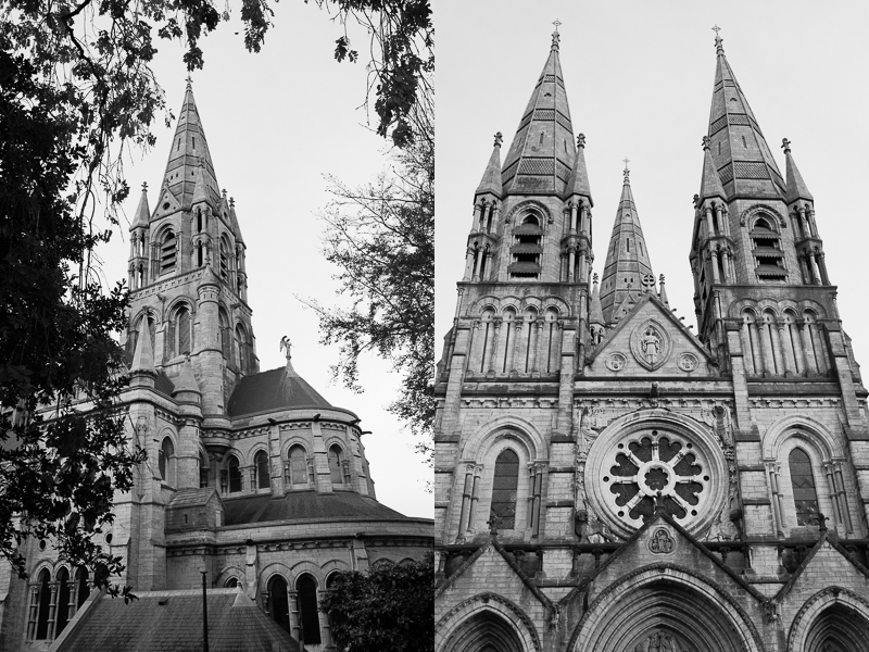 cathedral cork diptych