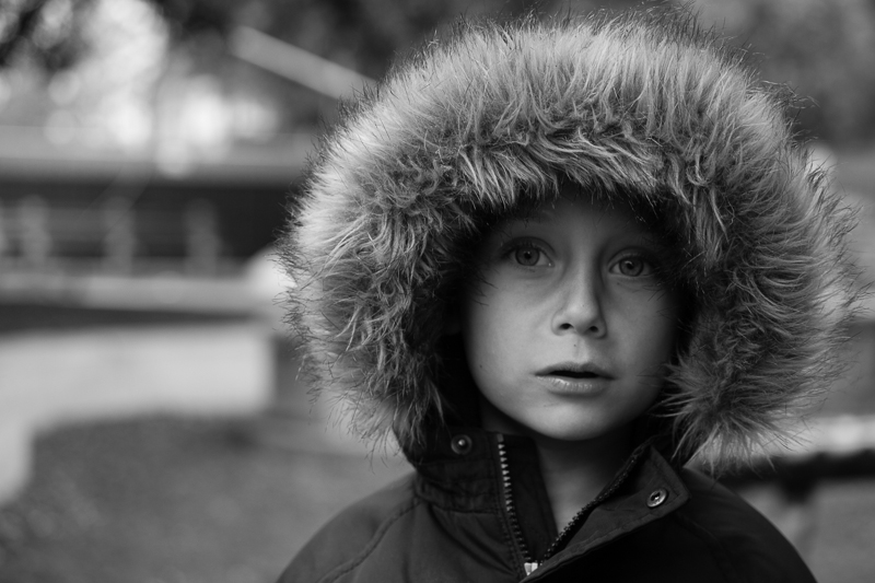sage furry jacket cold