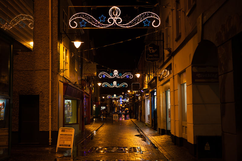 ennis christmas lights