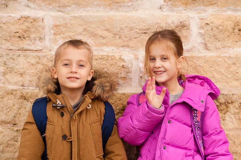 children winter coats