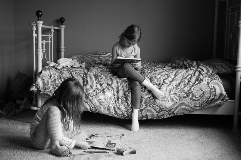 girls busy