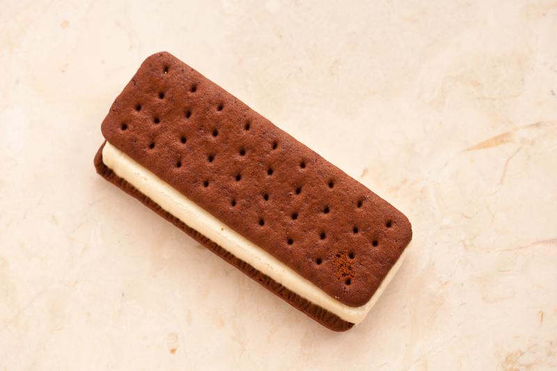 sandwich ice cream