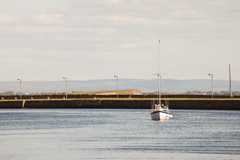 boat in galway