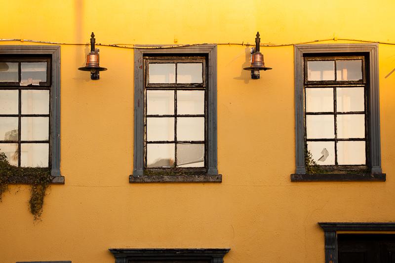 yellow windows