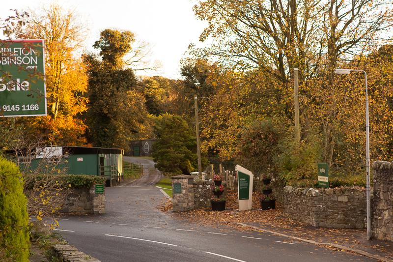 greyabbey entrance