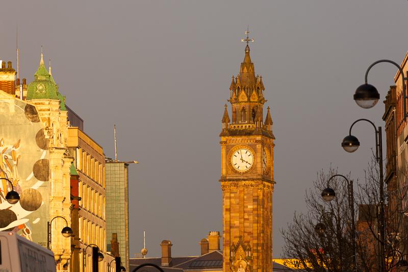belfast tower