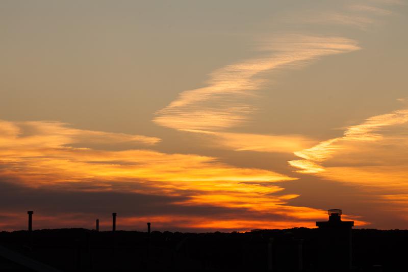 sunset 042216