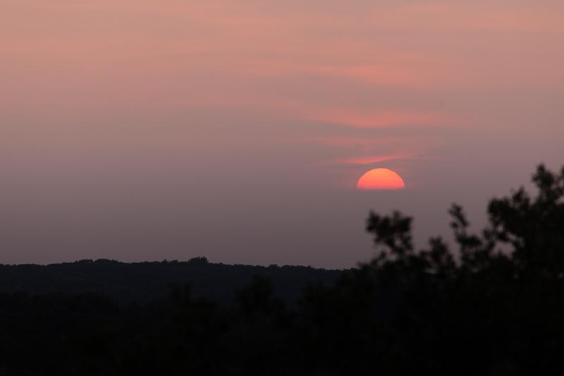 sunset 051116