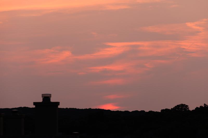 sunset 051216