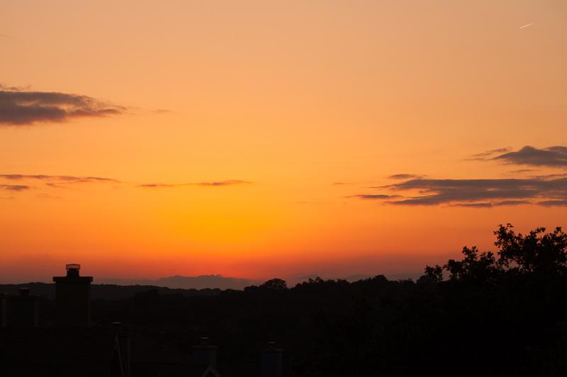 sunset 051616