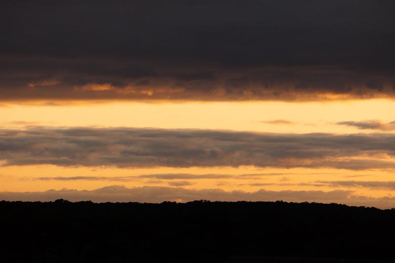 stripey sunset 051916