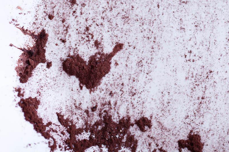 chocolate sugar heart