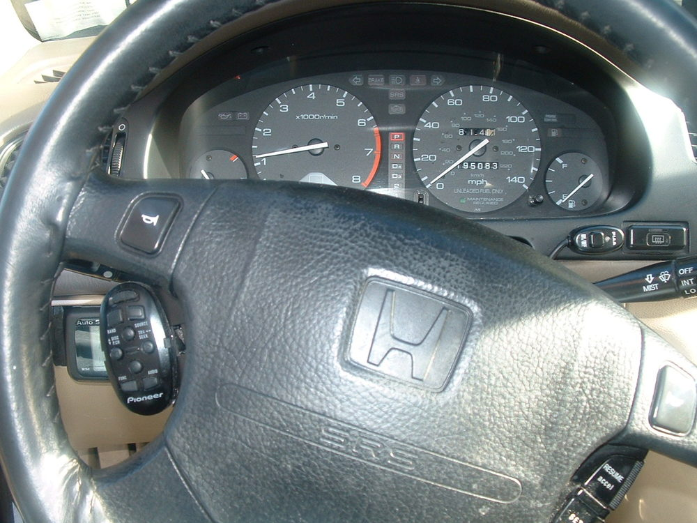 pioneer steering wheel remote