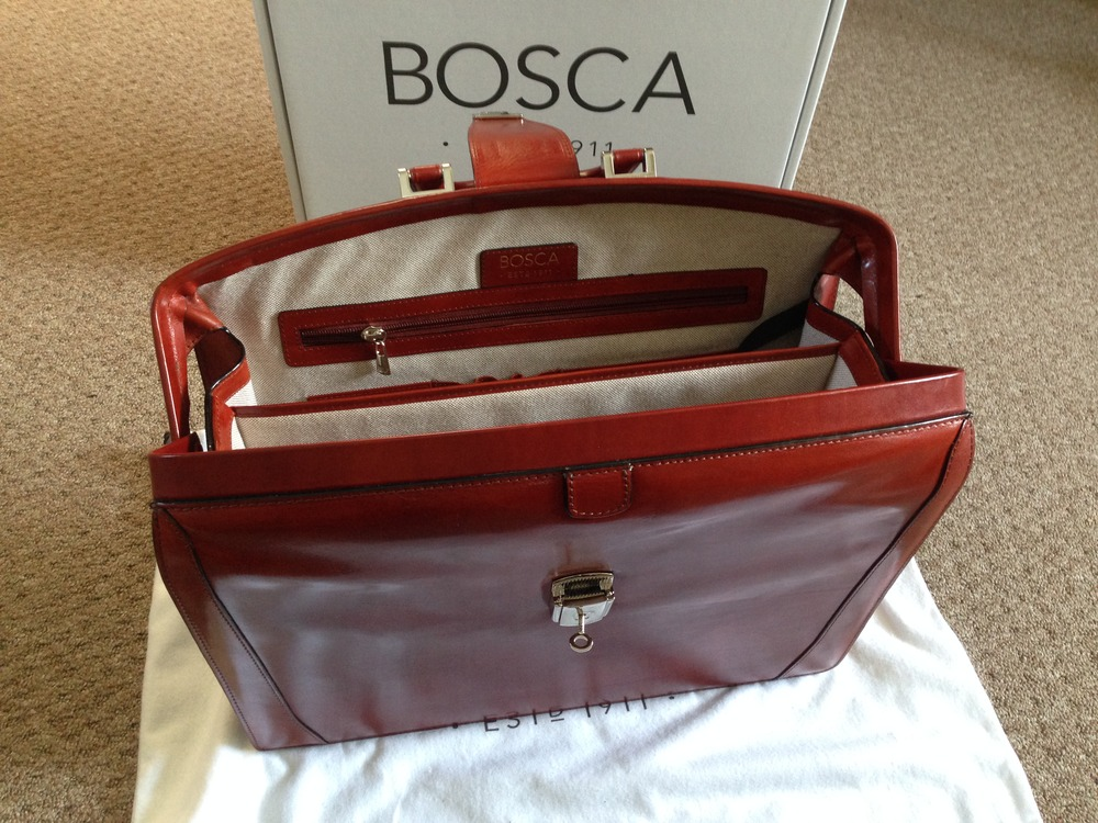 The Best Lawyer Briefcase Bosca S Old Leather Partner S