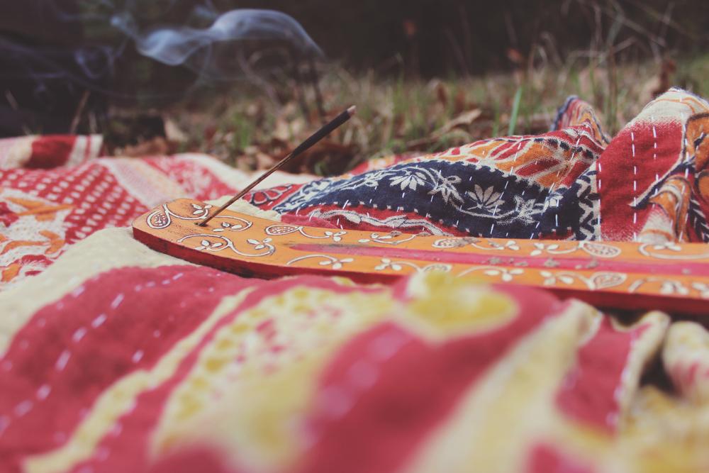 Incense bohemian