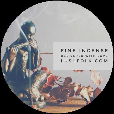 Lush Folk Incense Subscription Box