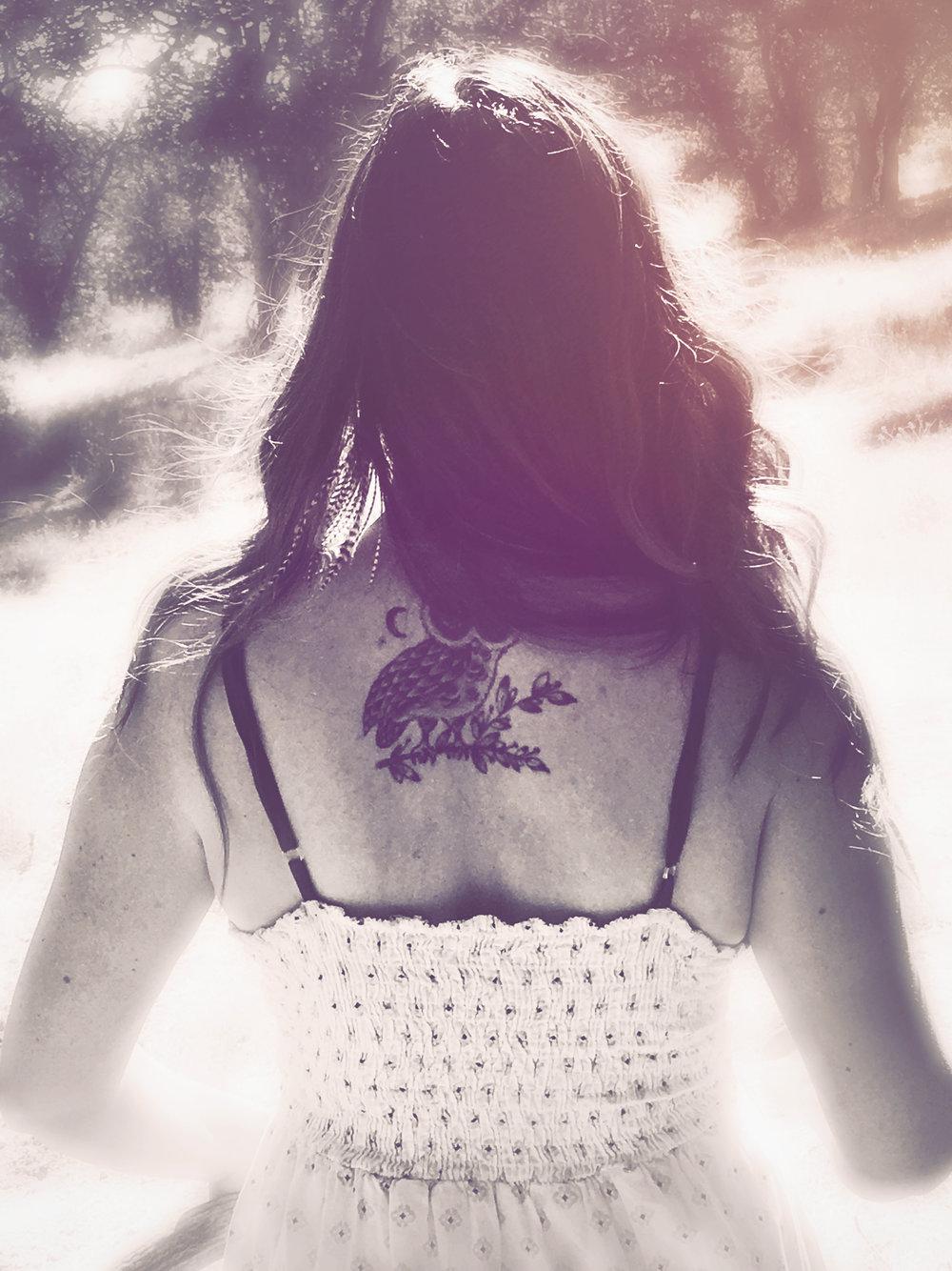 Sarah La Rosa, author of Her Strange Angels. SarahLaRosa.com