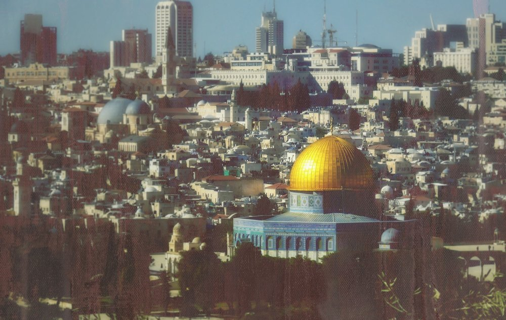 MYSTERY BABYLON AS JERUSALEM & THE TEMPLE MOUNT