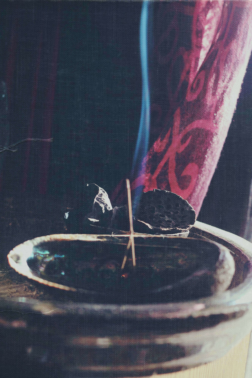 Incense, like prayer