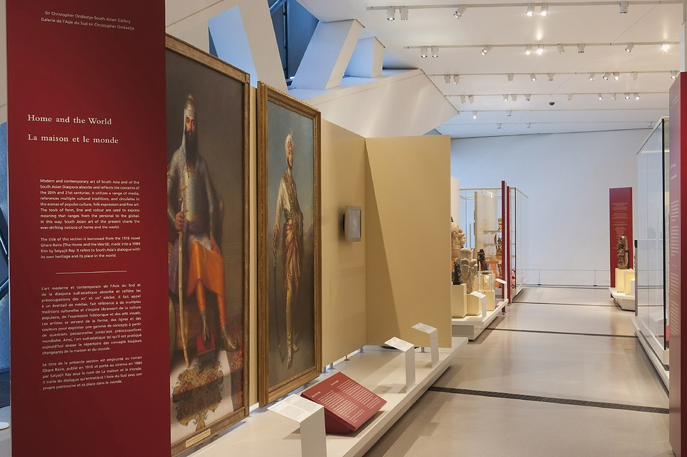 Kings of the Punjab at the Royal Ontario Museum, Toronto, 2010