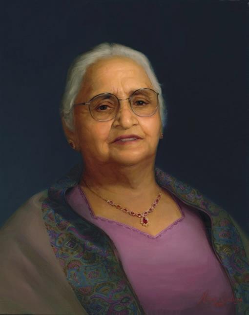 Kuljit Kaur Bindra, Donor Hofstra University