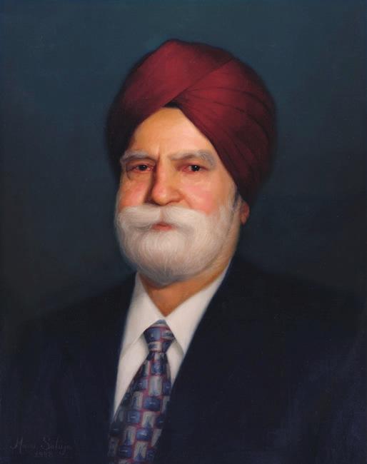 Ishar Singh Bindra, Donor Hofstra University