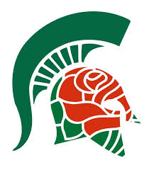 Sparty goes to the Rose Bowl for the first time in 25yrs.