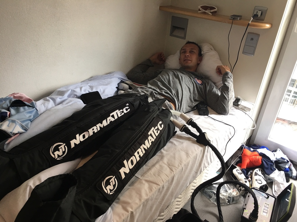 Maximizing recovery with the NormaTec Recovery System