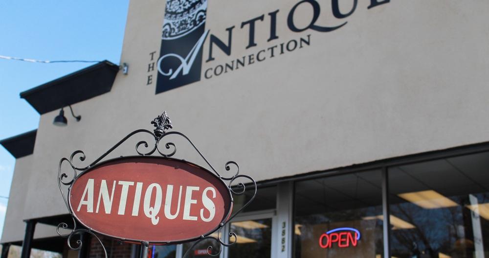 The Antique Connection: Chattanooga's premier antique shop!