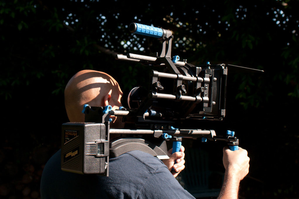 Custom Rig from Red Rock for YTC Films