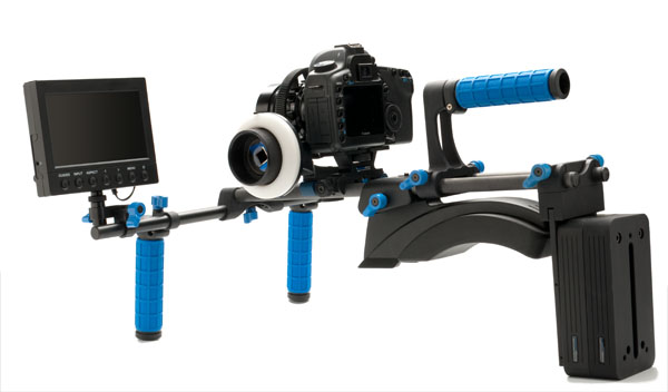 Why I love my RedRock Micro DSLR Rig