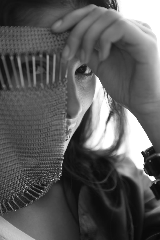 Gabriella Wright photo shoot