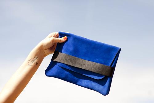 Envelope - Cobalt