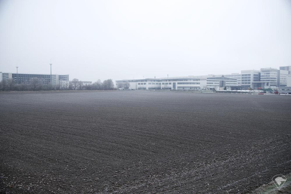Ingolstadt Germany  city photos : Ingolstadt Germany Audi Audi Plant in Ingolstadt
