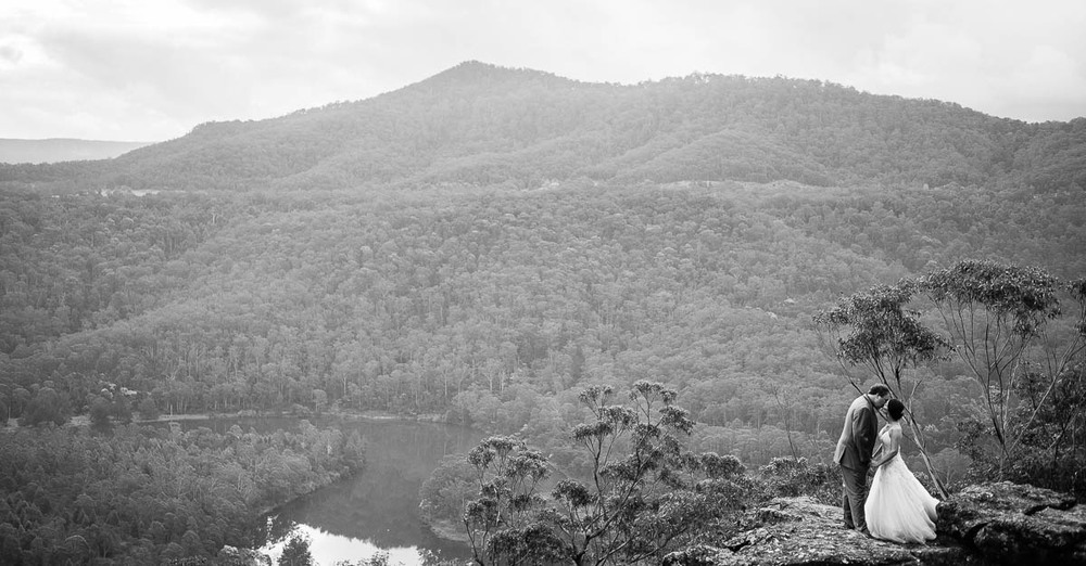 WRBphotography Kangaroo Valley Bush Retreat Wedding