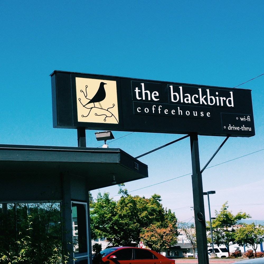The Blackbird Coffeehouse :: Port Angeles, WA